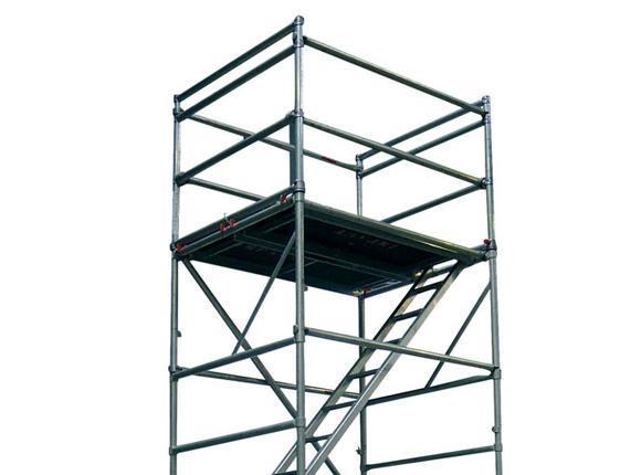Tour escalier 142 x 175 location d 39 chafaudage escalier - Location echafaudage escalier ...